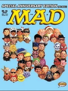 Go to MAD Magazine #33 • India