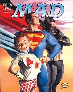 MAD Magazine #36 • India