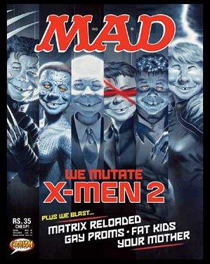 MAD Magazine #38 • India