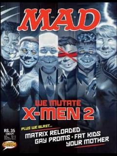 Go to MAD Magazine #38 • India