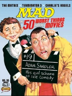 Go to MAD Magazine #40 • India