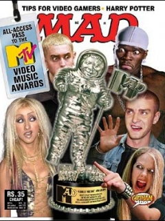 Go to MAD Magazine #42