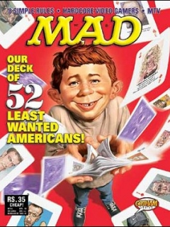 Go to MAD Magazine #43 • India