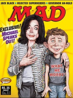 Go to MAD Magazine #46 • India