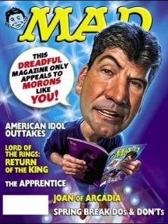 Go to MAD Magazine #47