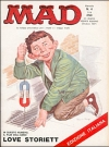 MAD Magazine #4 • Italy • 1st Edition