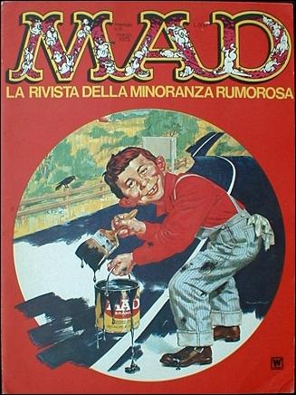 MAD Magazine #11 • Italy • 1st Edition