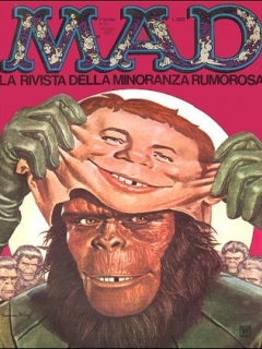 Go to MAD Magazine #13 • Italy • 1st Edition