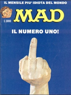 MAD Magazine • Italy • 2nd Edition