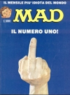 MAD Magazine #1 1985 • Italy • 2nd Edition