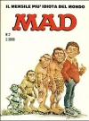 MAD Magazine #2 • Italy • 2nd Edition