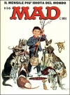 MAD Magazine #5 • Italy • 2nd Edition