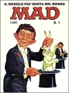 MAD Magazine #8 • Italy • 2nd Edition