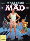 MAD Magazine #5 1985 • Italy • 2nd Edition