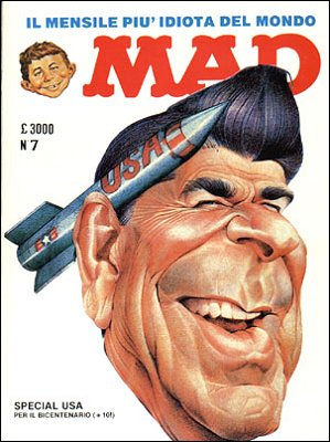 MAD Magazine #7 • Italy • 2nd Edition