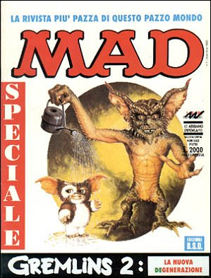 MAD Magazine • Italy • 3rd Edition