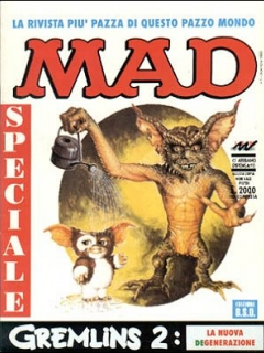Go to MAD Magazine #1 • Italy • 3rd Edition