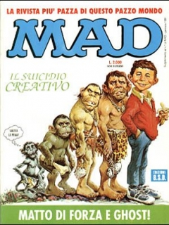 Go to MAD Magazine #2 • Italy • 3rd Edition