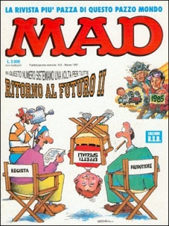 Go to MAD Magazine #4 • Italy • 3rd Edition