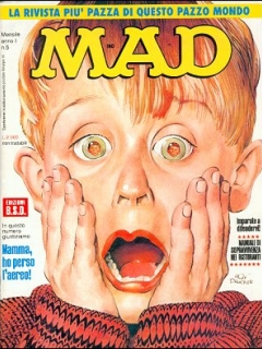 MAD Magazine #6 • Italy • 3rd Edition