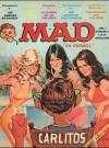 MAD Magazine #2 • Mexico • 1st Edition - Lisa