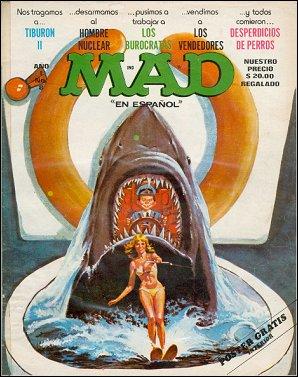 MAD Magazine #8 • Mexico • 1st Edition - Lisa
