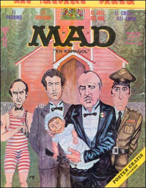 MAD Magazine #13 • Mexico • 1st Edition - Lisa
