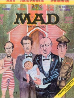 Go to MAD Magazine #13 • Mexico • 1st Edition - Lisa