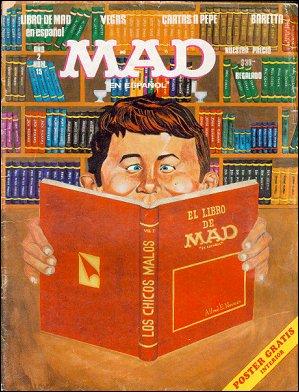 MAD Magazine #15 • Mexico • 1st Edition - Lisa