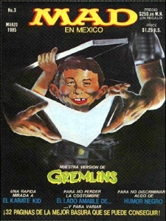 Mexican MAD Magazine #3