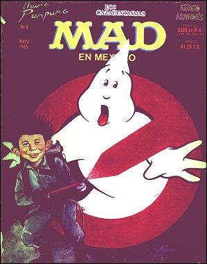 MAD Magazine #5 • Mexico • 2nd Edition - Grafo