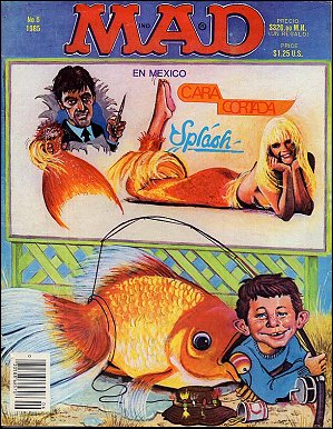 MAD Magazine #6 • Mexico • 2nd Edition - Grafo