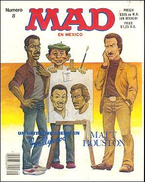 MAD Magazine #8 • Mexico • 2nd Edition - Grafo