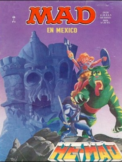 Go to MAD Magazine #14 • Mexico • 2nd Edition - Grafo