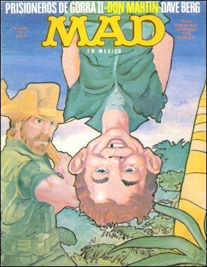 MAD Magazine #19 • Mexico • 2nd Edition - Grafo