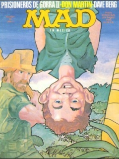 Go to MAD Magazine #19 • Mexico • 2nd Edition - Grafo