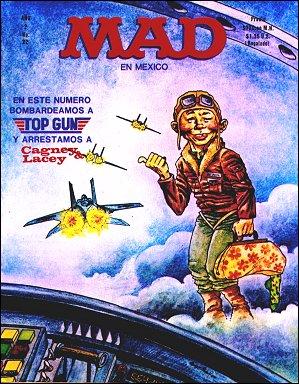 MAD Magazine #22 • Mexico • 2nd Edition - Grafo