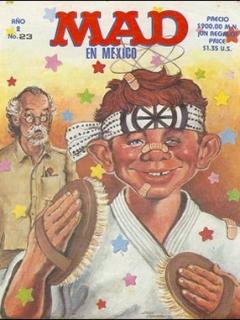 MAD Magazine #23 • Mexico • 2nd Edition - Grafo