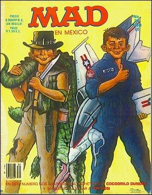 MAD Magazine #30 • Mexico • 2nd Edition - Grafo