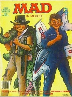 Go to MAD Magazine #30 • Mexico • 2nd Edition - Grafo