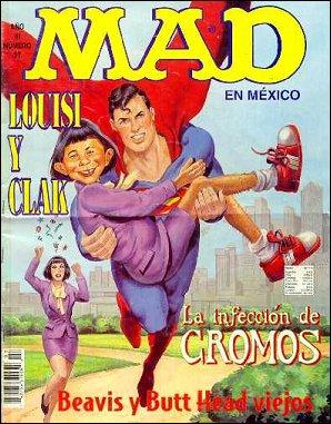 MAD Magazine #27 • Mexico • 3rd Edition - Enigma
