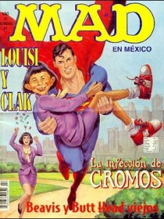 Go to MAD Magazine #27 • Mexico • 3rd Edition - Enigma