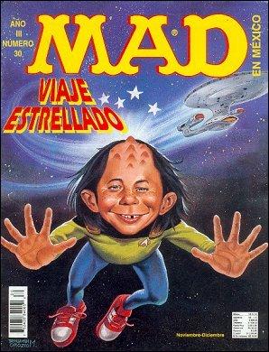 MAD Magazine #30 • Mexico • 3rd Edition - Enigma