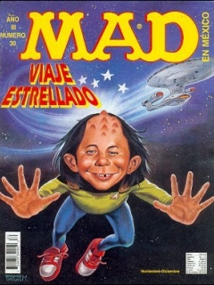 MAD Magazine #30 • Mexico • 3rd Edition - Enigma