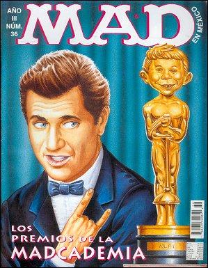 MAD Magazine #36 • Mexico • 3rd Edition - Enigma