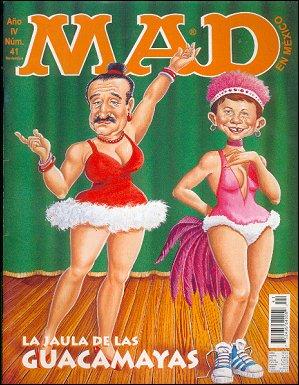 MAD Magazine #41 • Mexico • 3rd Edition - Enigma