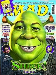 MAD Magazine #1 • Mexico • 4th Edition - Mina