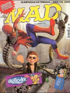 MAD Magazine #2 • Mexico • 4th Edition - Mina