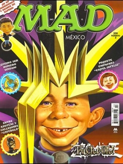 MAD Magazine #3 • Mexico • 4th Edition - Mina