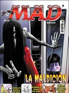 MAD Magazine #8 • Mexico • 4th Edition - Mina